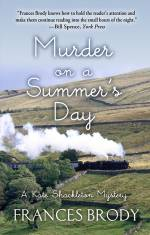 Murder on a Summer's Day - the Thorndike Large Print edition