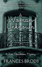 A Woman Unknown - the Thorndike Large Print edition