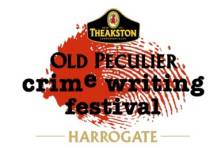 Theakston Old Peculier Crime Writing Festival, Harrogate